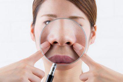 女子の鼻毛